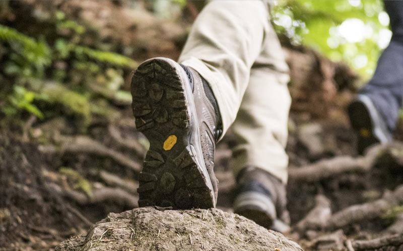 زیره کفش مناسب کوهنوردی