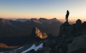 کفش مناسب کوهنوردی